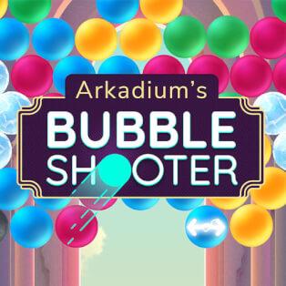 Arkadium Bubble Shooter